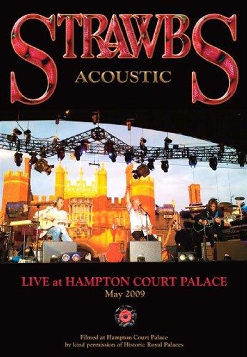 Live At Hampton Court Palace- May 2009   DVD