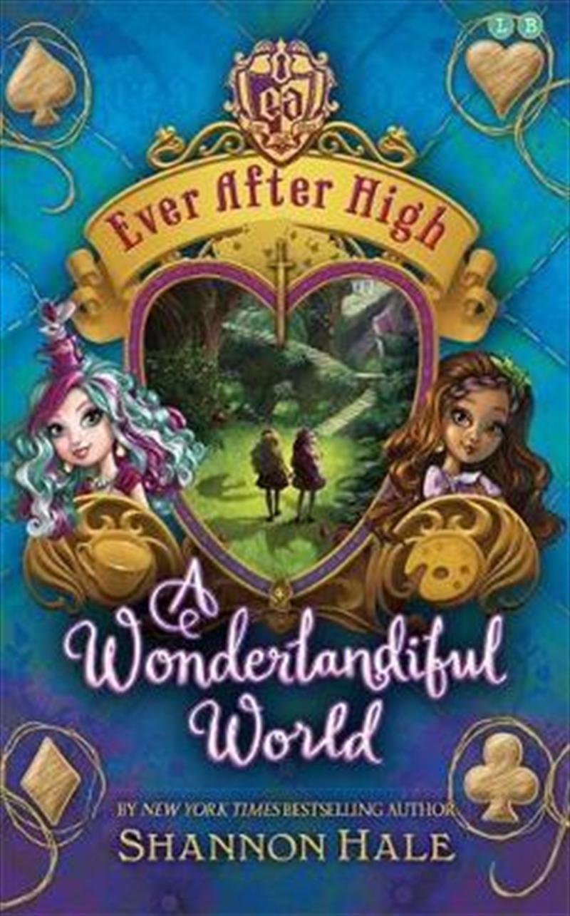 A Wonderlandiful World: Ever After High   Books