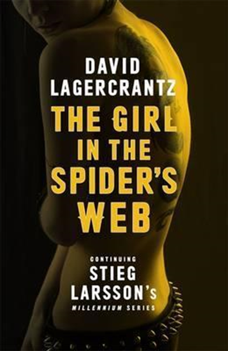 Girl In The Spiders Web: Millennium Series : Book 4 | Books