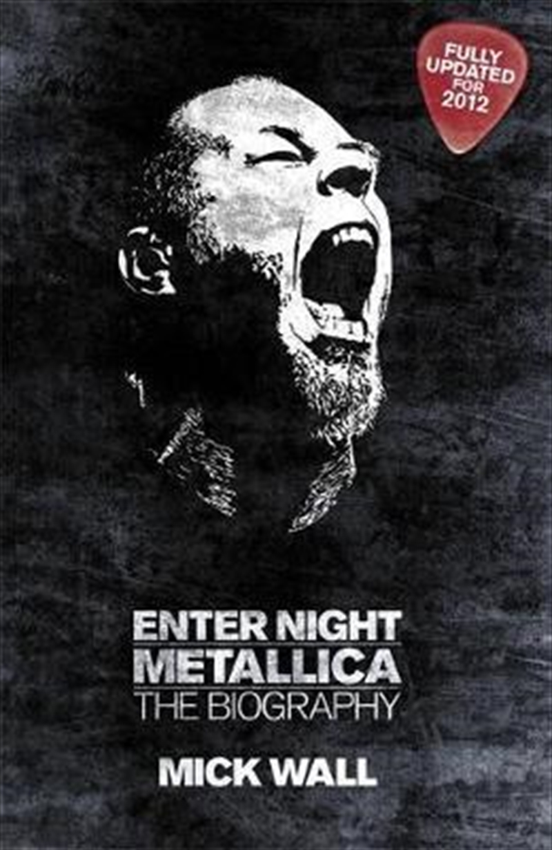Metallica: Enter Night | Books