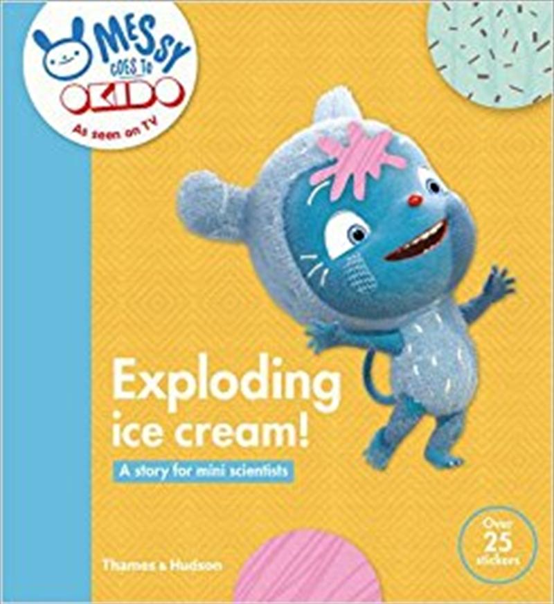 OKIDO: Exploding Ice Cream | Books