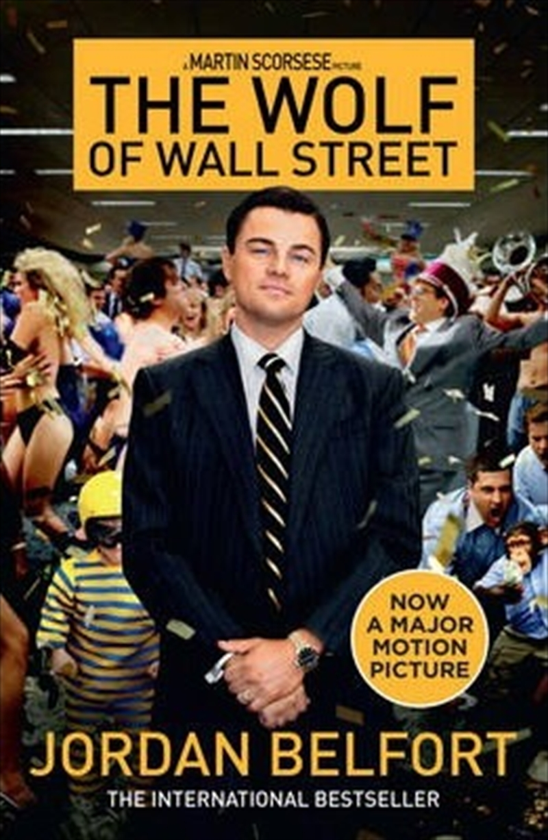 The Wolf of Wall Street | Books