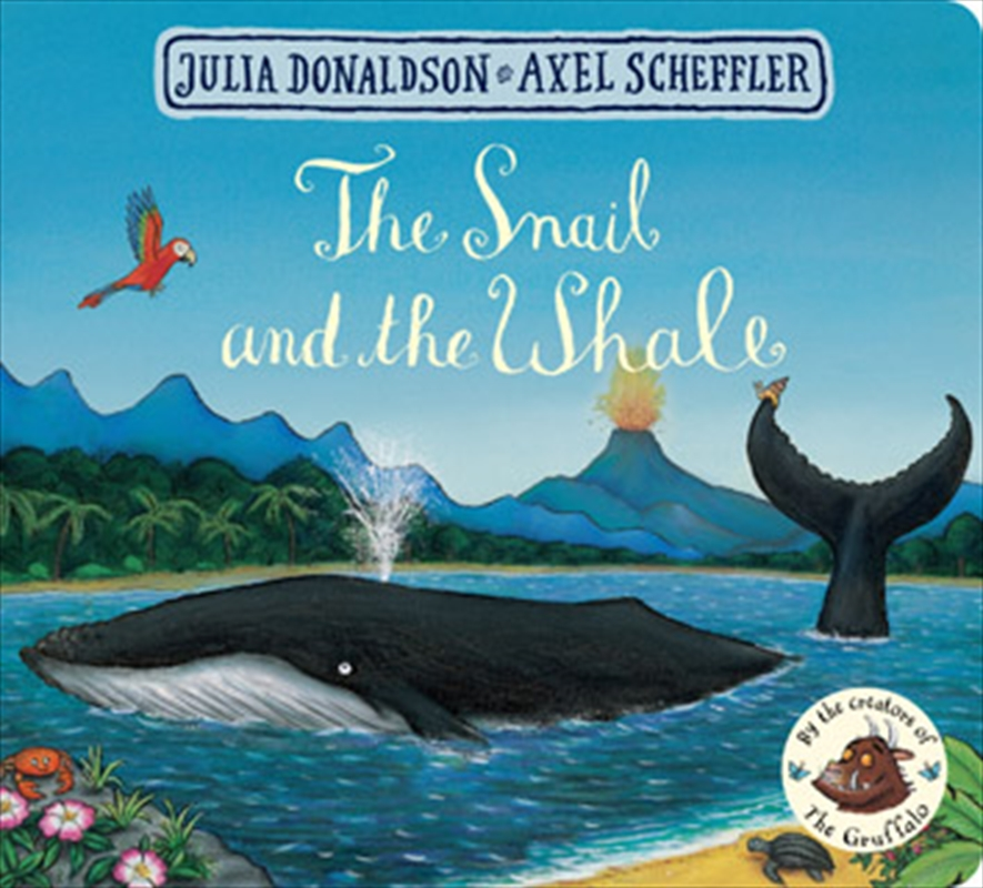 The Snail And The Whale | Hardback Book