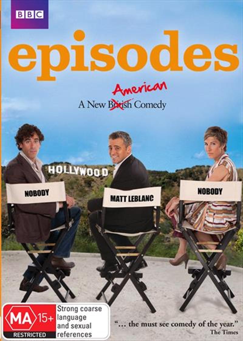 Episodes   DVD