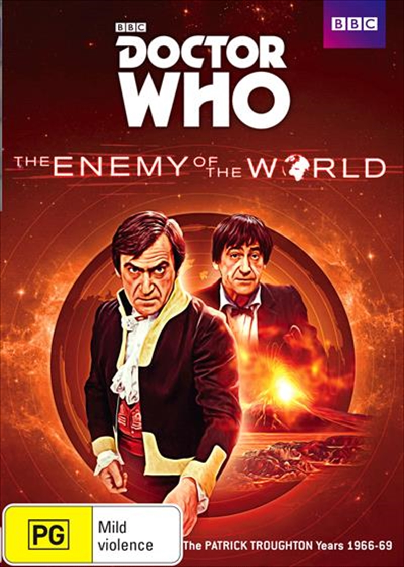 Doctor Who - The Enemy of the World | DVD