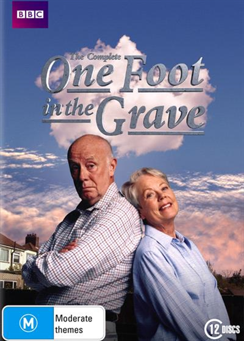 One Foot In The Grave - Complete Collection Comedy, DVD | Sanity