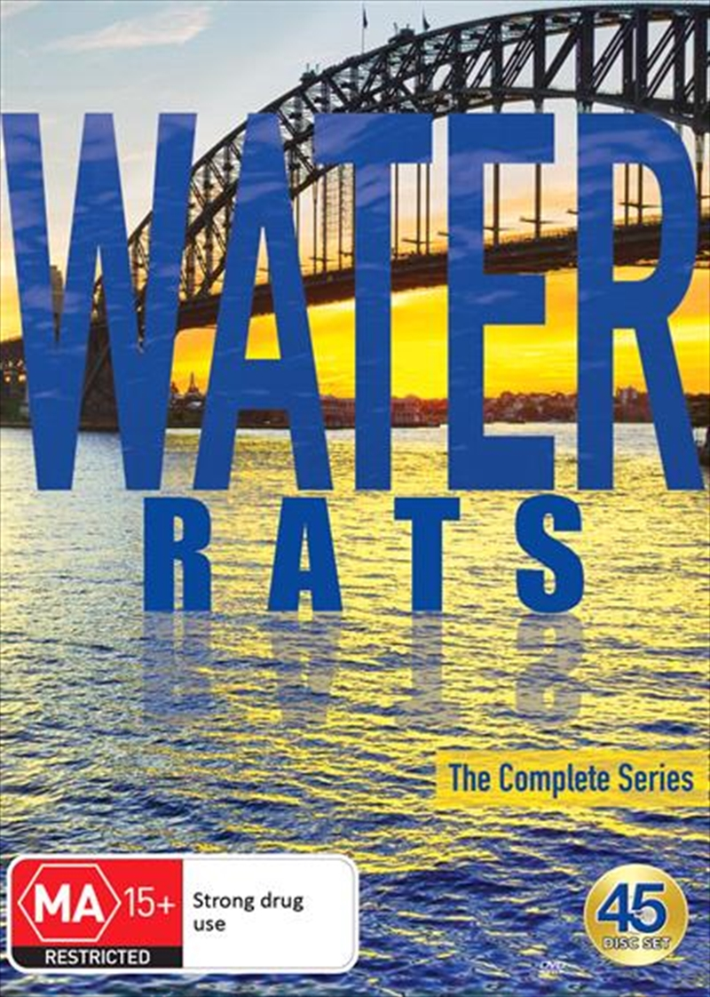 Water Rats | Series Collection | DVD