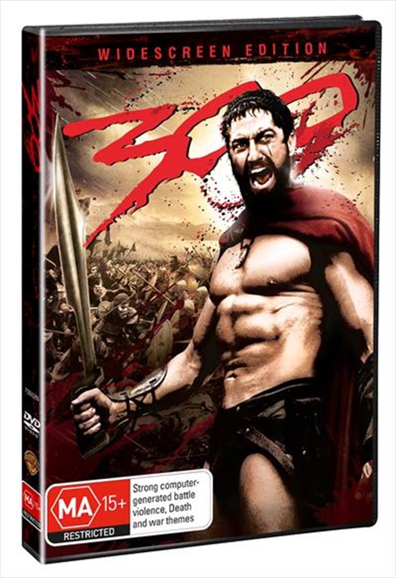 300 | DVD