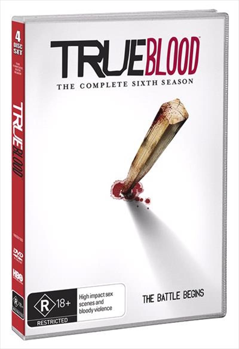 True Blood - Season 6 | Stake SN | DVD