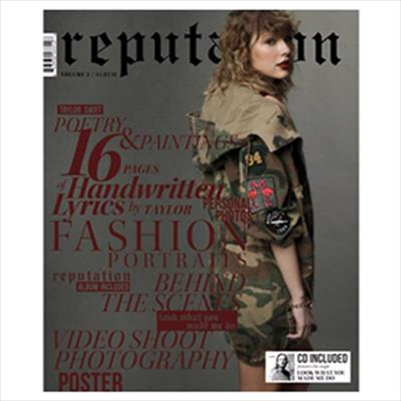 reputation - Special Edition - Vol 2 | CD