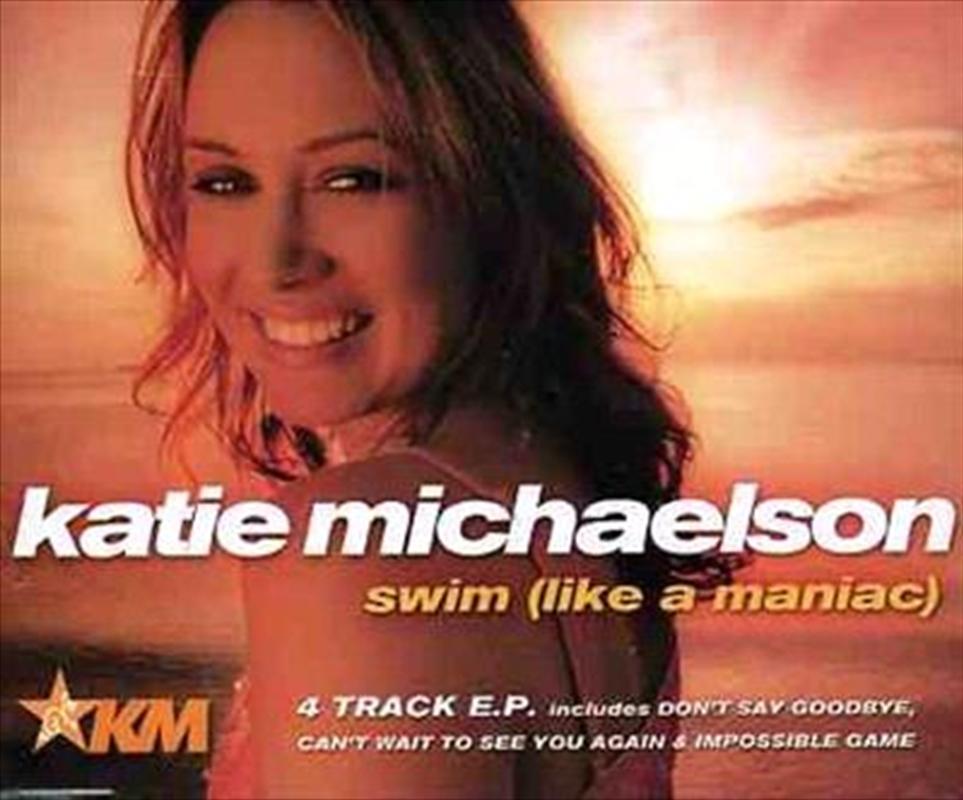 Swim (like A Maniac)   CD Singles