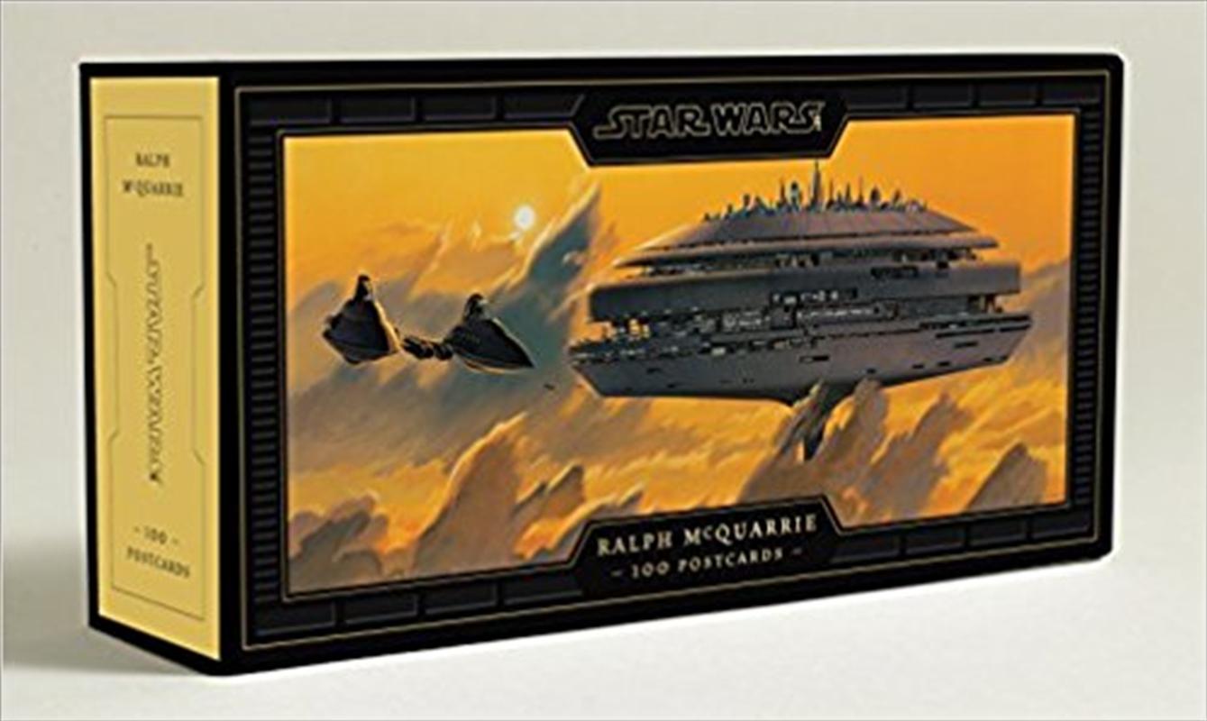 Star Wars Art: Ralph Mcquarrie | Merchandise