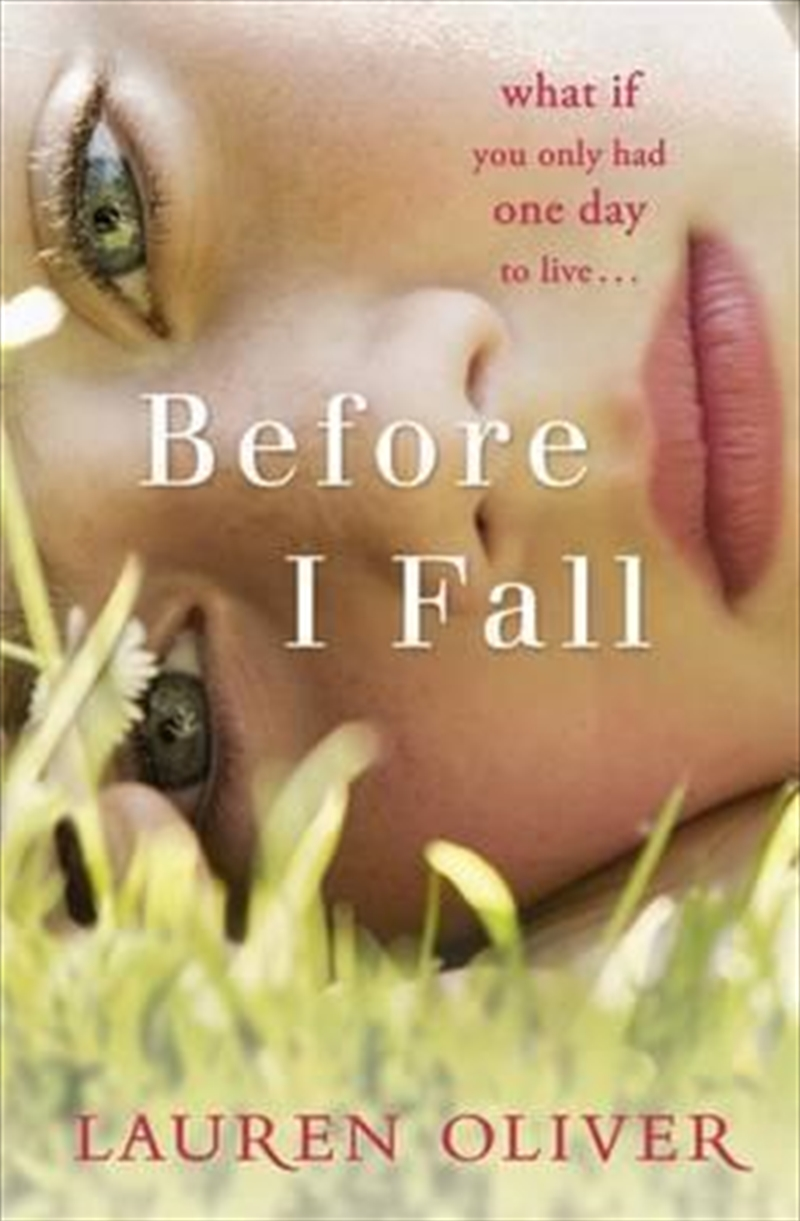 Before I Fall | Paperback Book