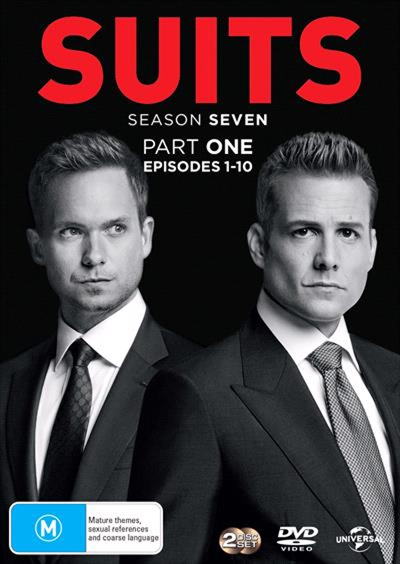 Suits - Season 7 - Part 1 | DVD