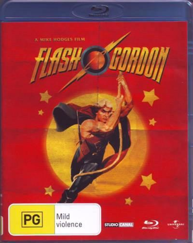Flash Gordon | Blu-ray