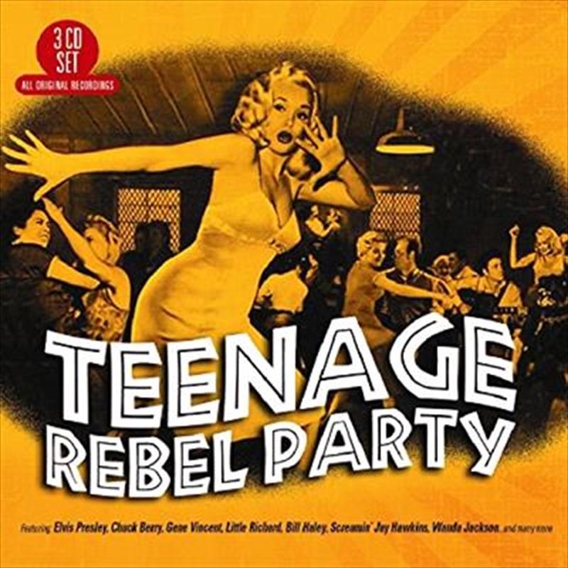 Teenage Rebel Party | CD