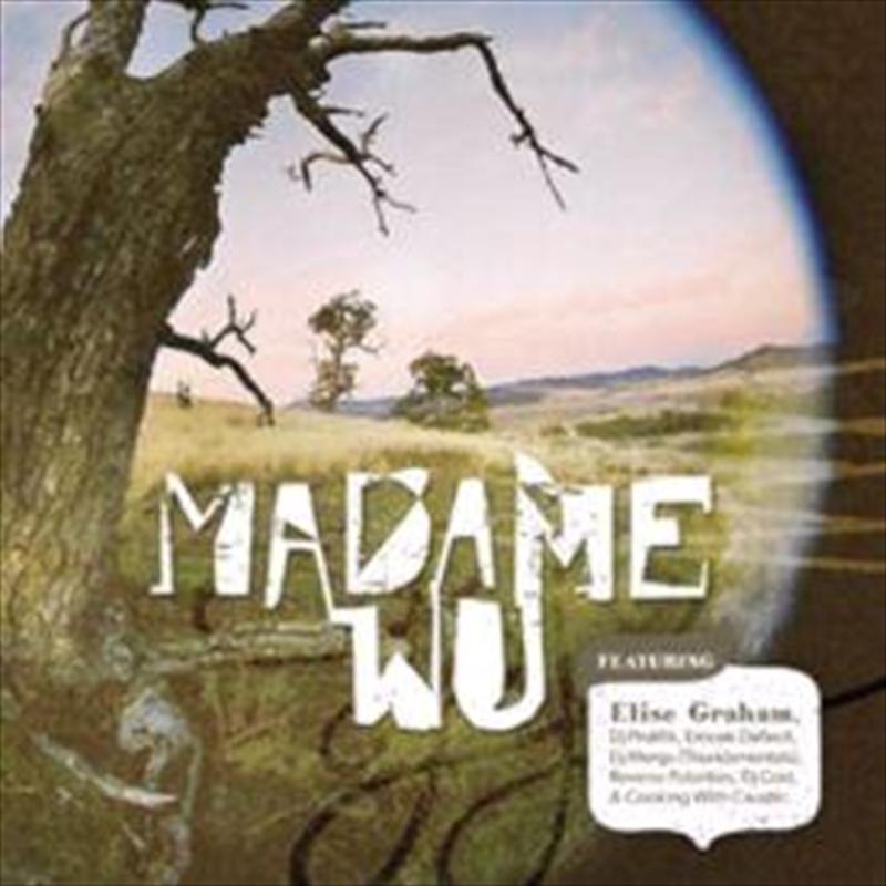Madame Wu   CD