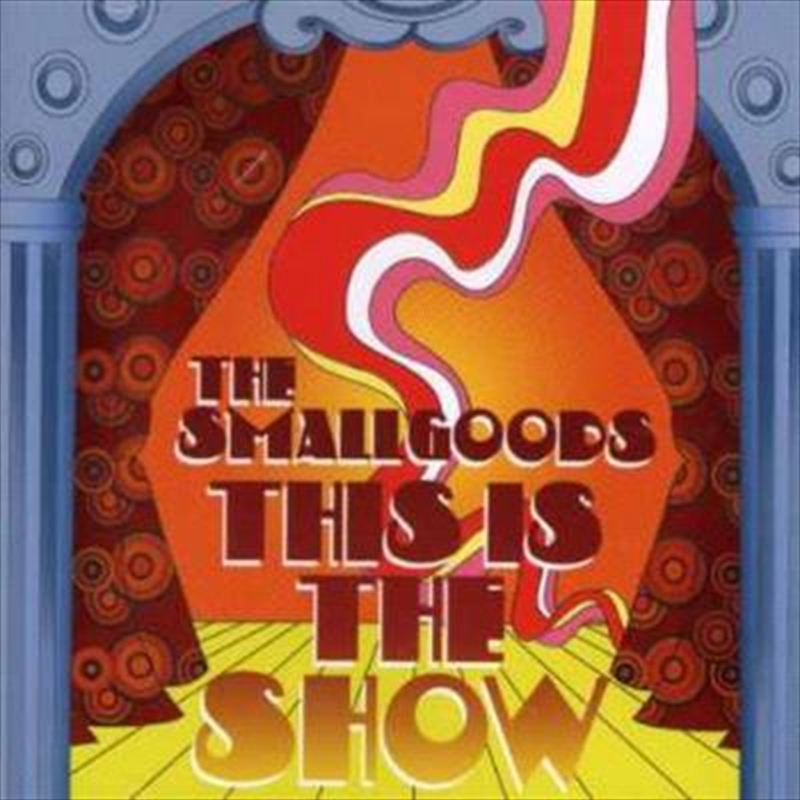 This Is The Show (Ep)   CD