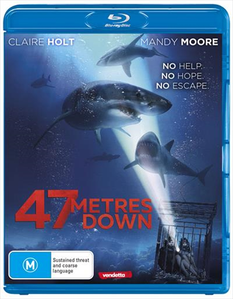 47 Metres Down | Blu-ray
