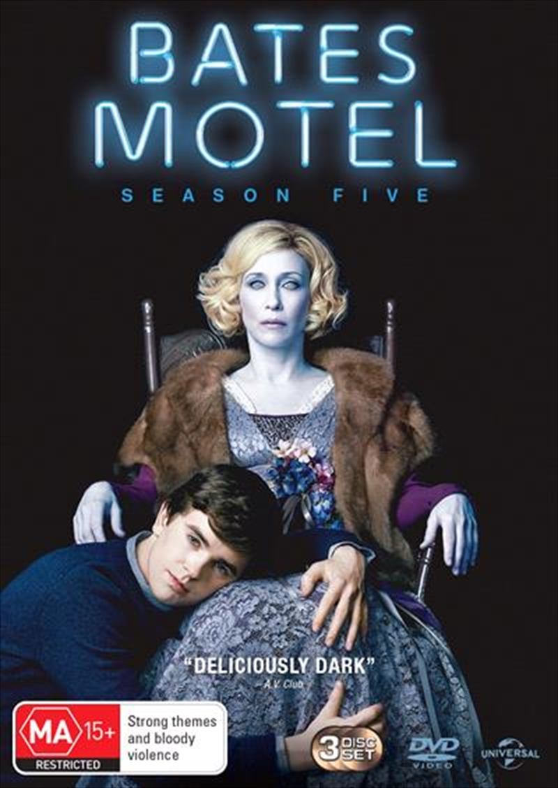 Bates Motel - Season 5 | DVD