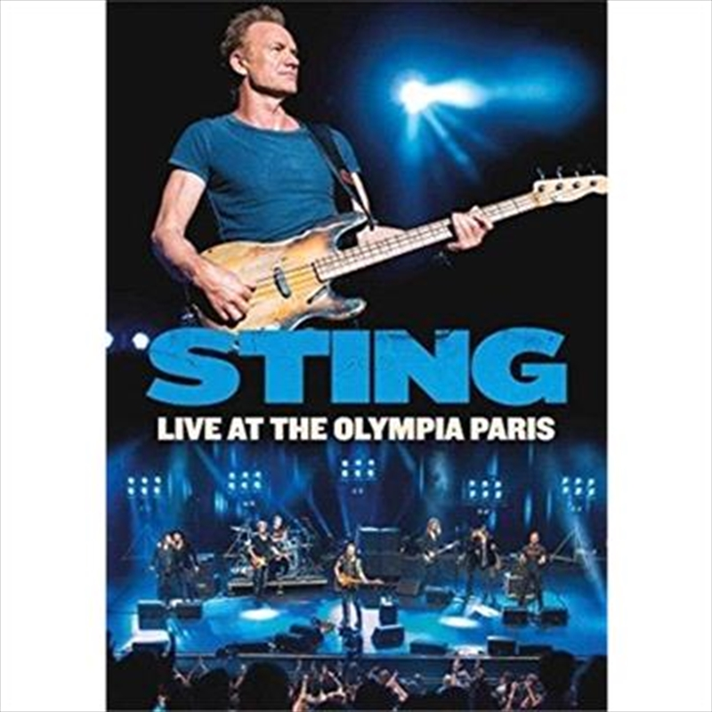 Live At The Olympia Paris | Blu-ray