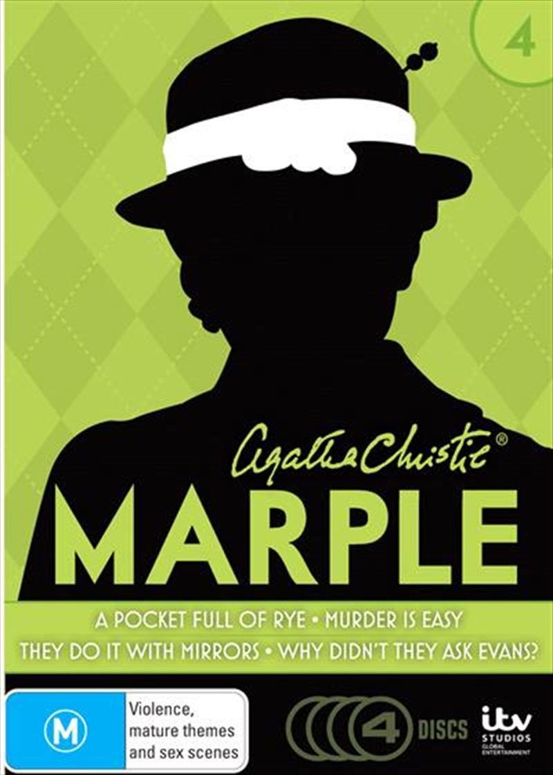 Agatha Christie's Miss Marple - Season 4 | DVD