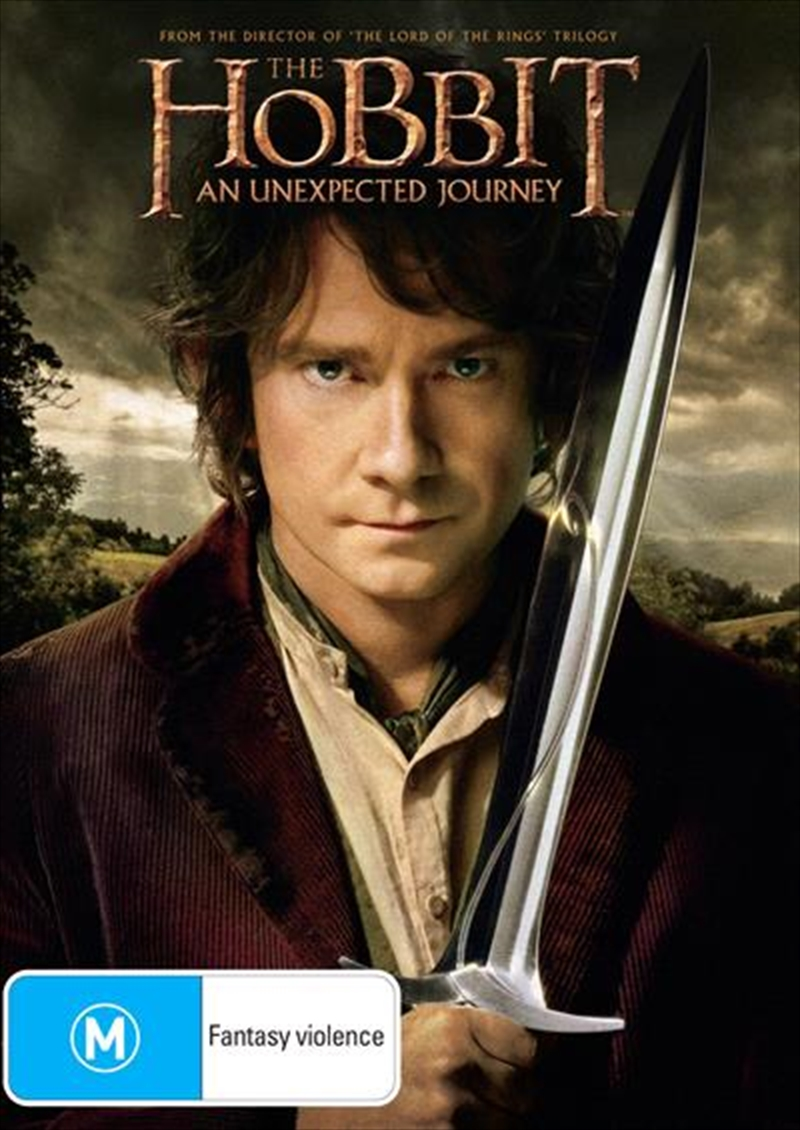 Hobbit - An Unexpected Journey | DVD