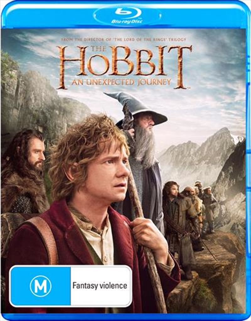 Hobbit - An Unexpected Journey | Blu-ray