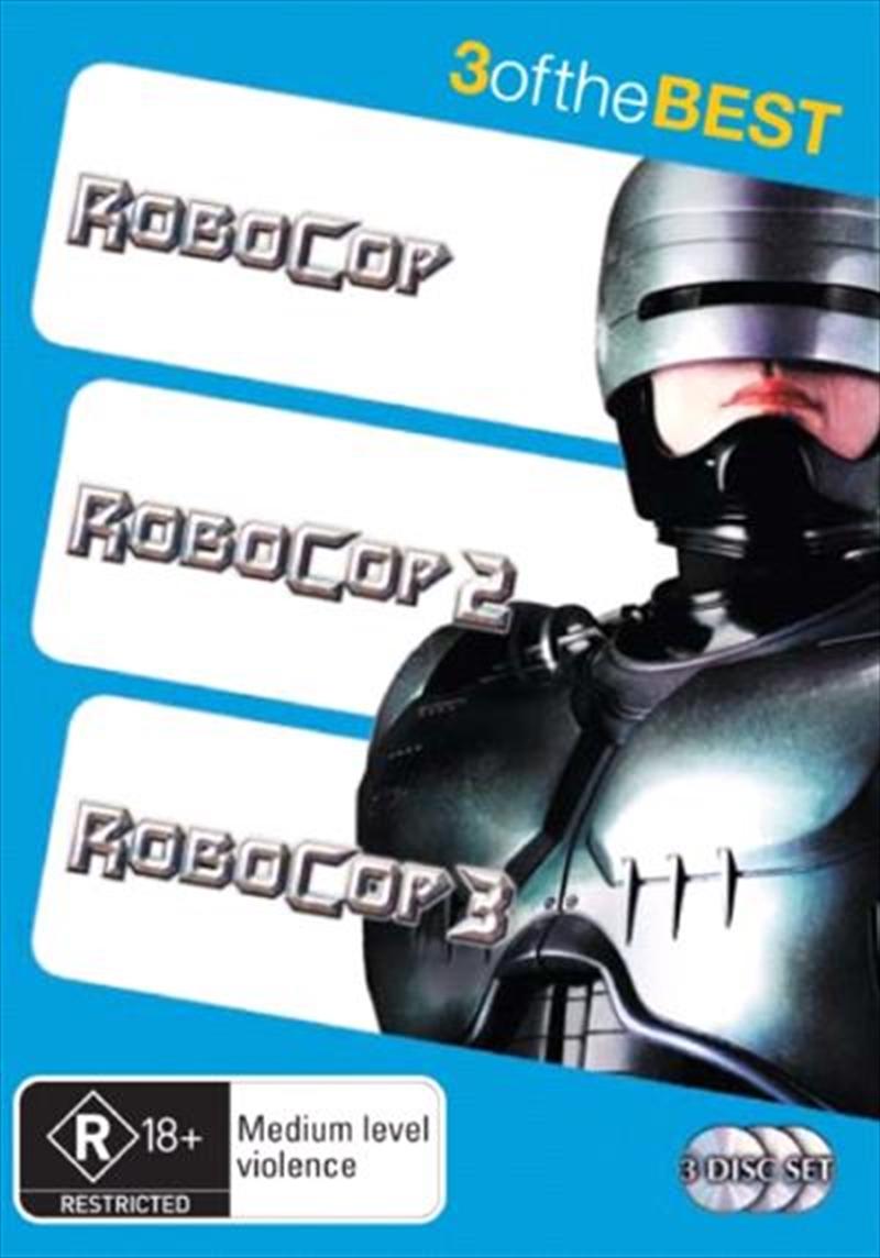 Robocop Trilogy | DVD