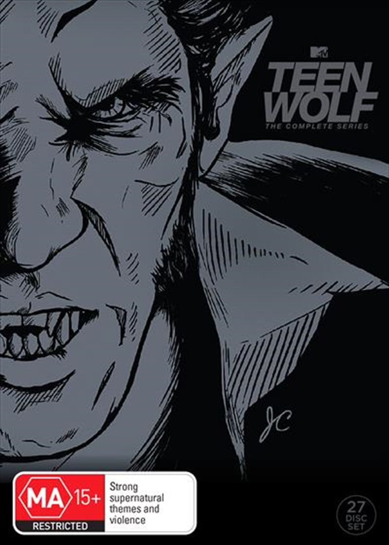 Teen Wolf - Season 1-6 | Boxset | DVD