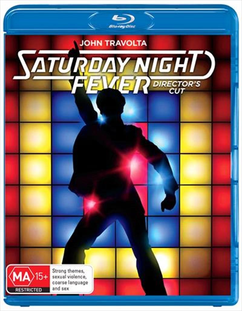 Saturday Night Fever - Director's Cut Edition | Blu-ray