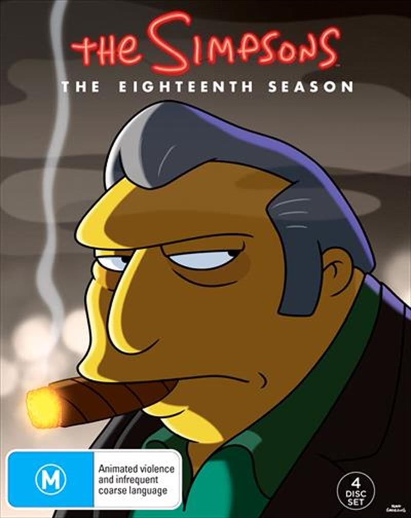 Simpsons - Season 18, The