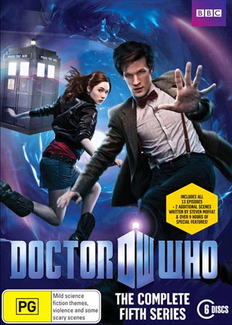 Doctor Who - Series 05 | Boxset | DVD