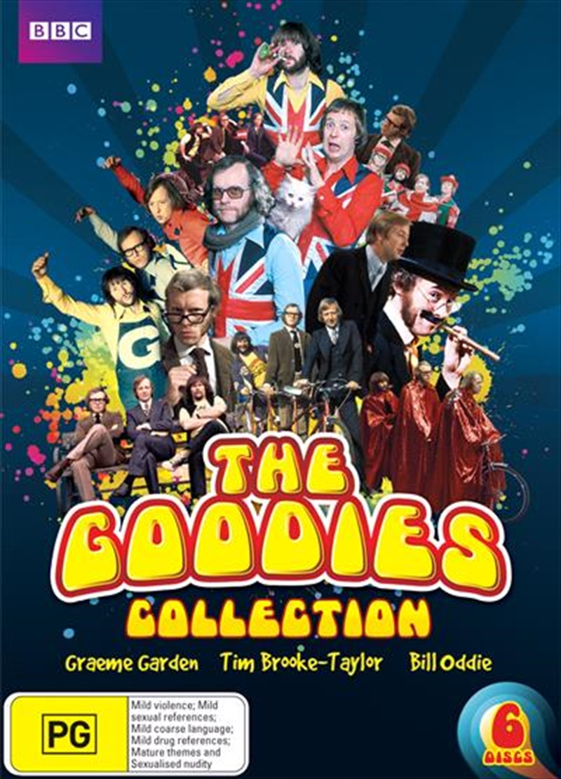 Goodies | Series Collection, The | DVD