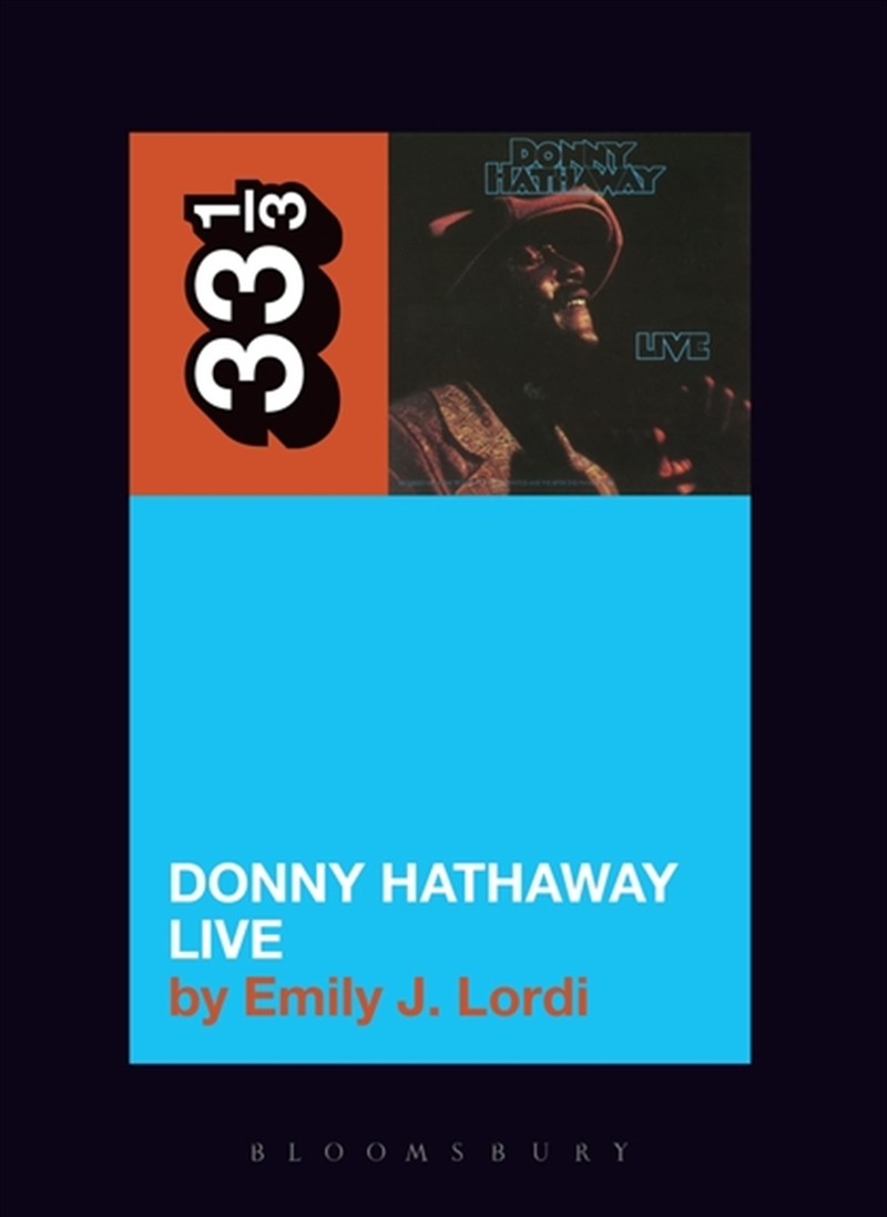 Donny Hathaway's Donny Hathaway Live | Paperback Book