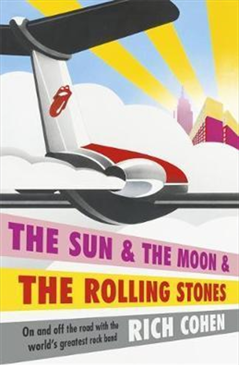 Sun And The Moon And The Rolling Stones   Paperback Book