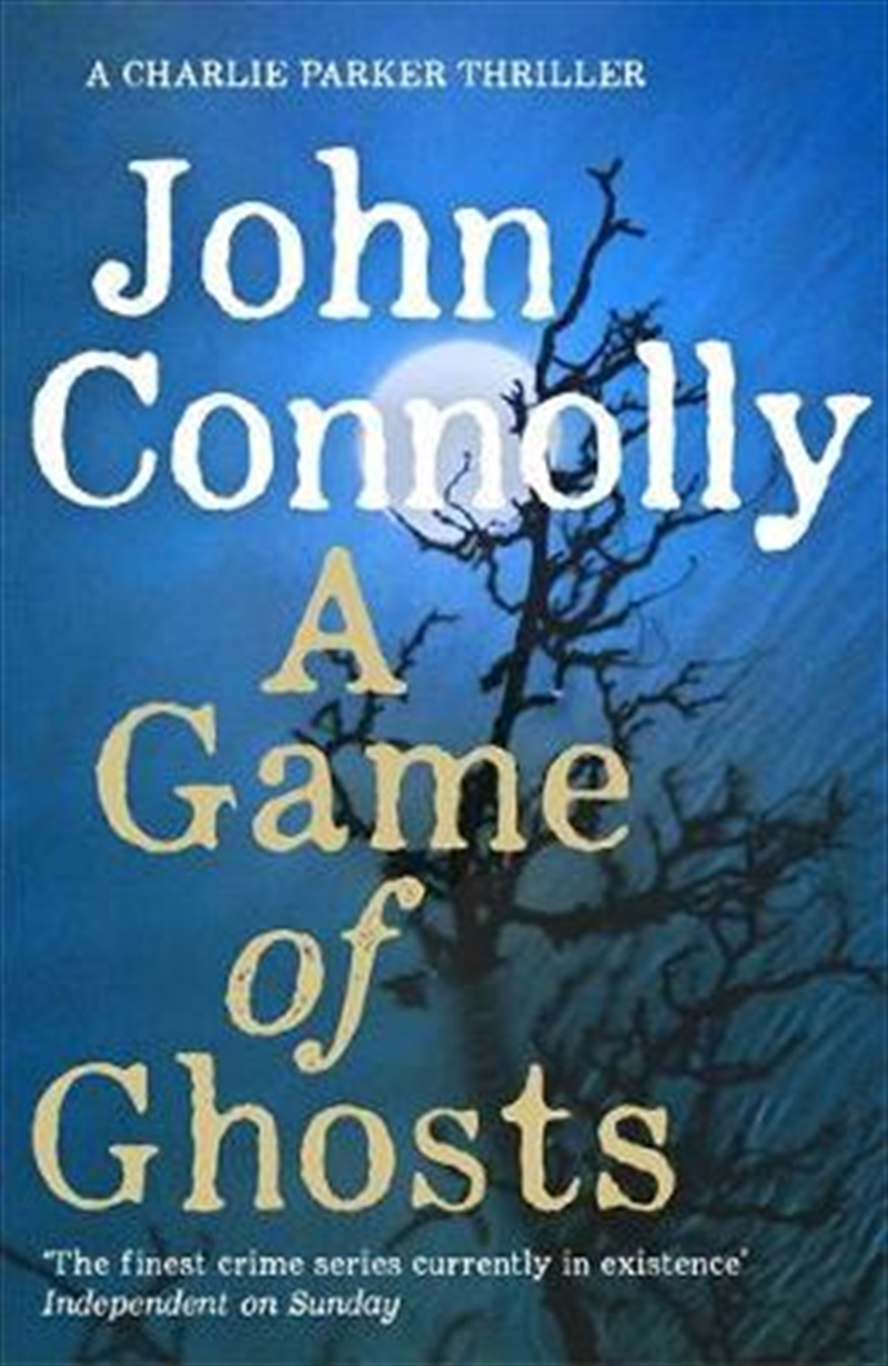 A Game of Ghosts | Paperback Book