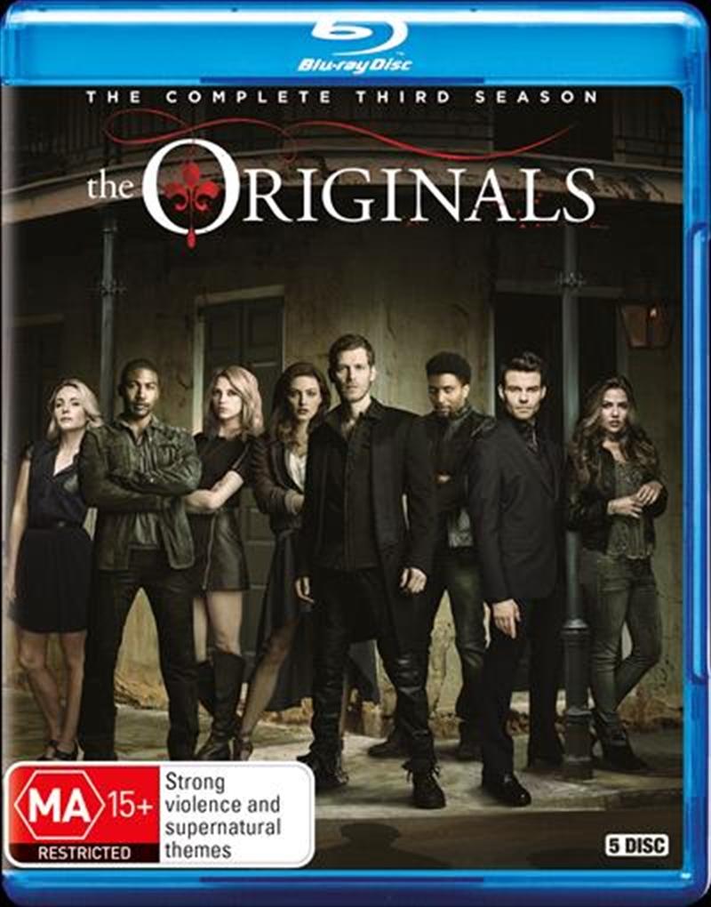 Originals - Season 3, The | Blu-ray
