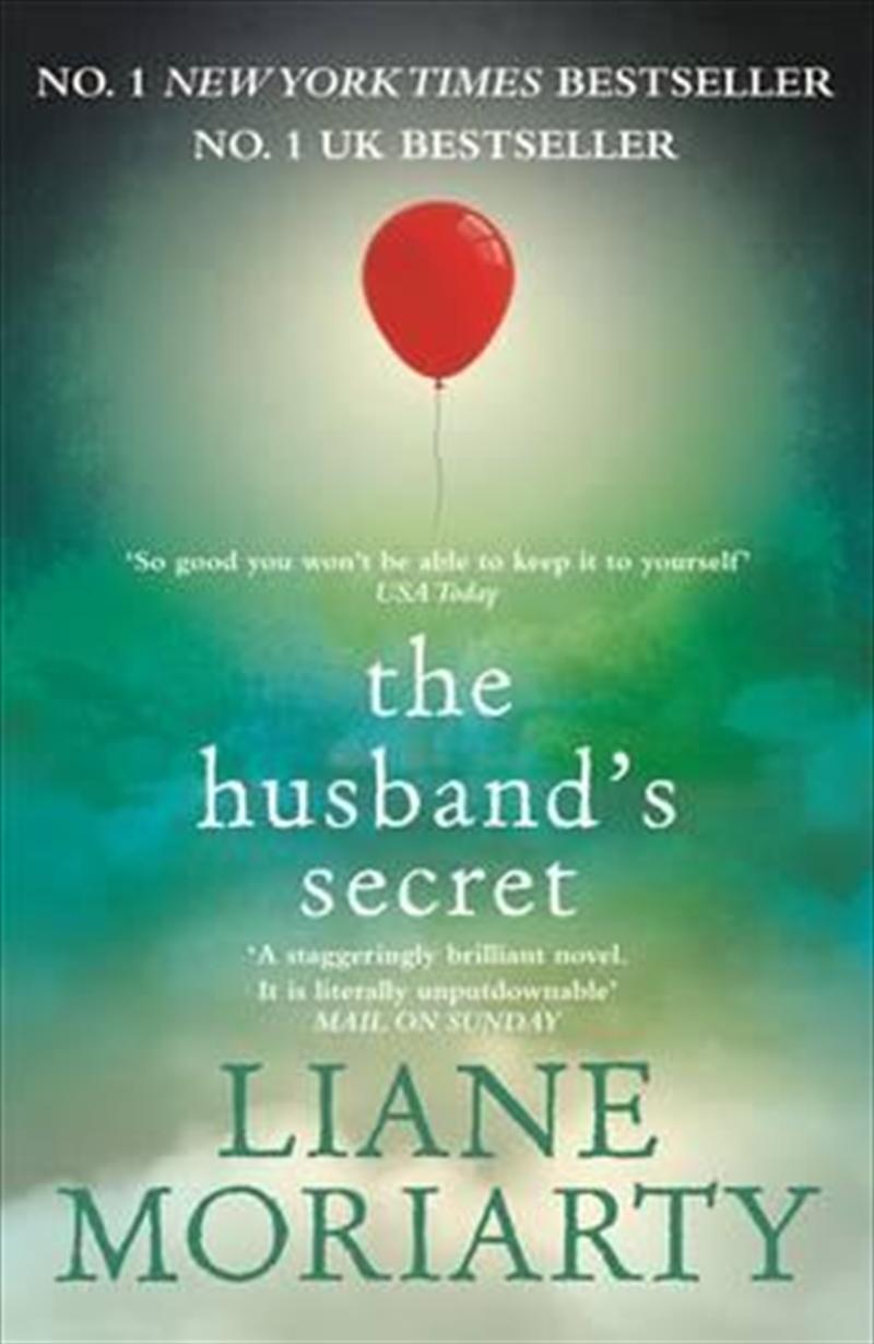 The Husband's Secret | Paperback Book