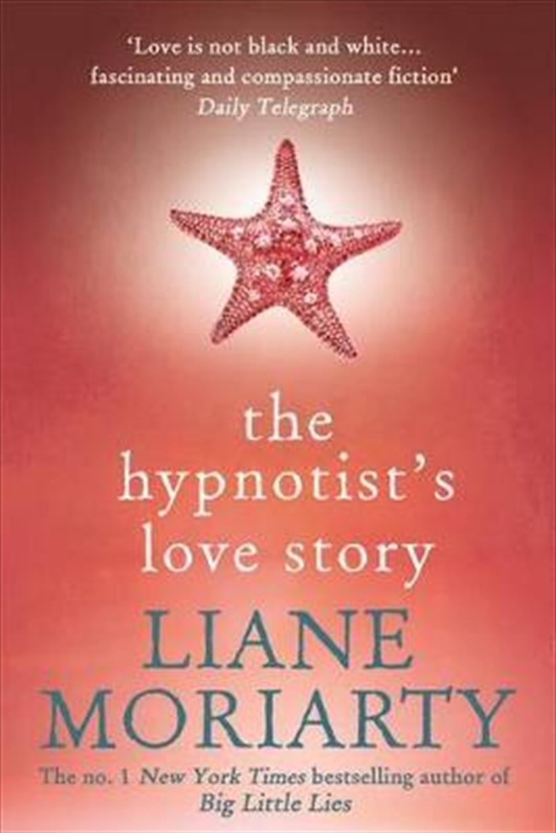 The Hypnotist's Love Story | Paperback Book