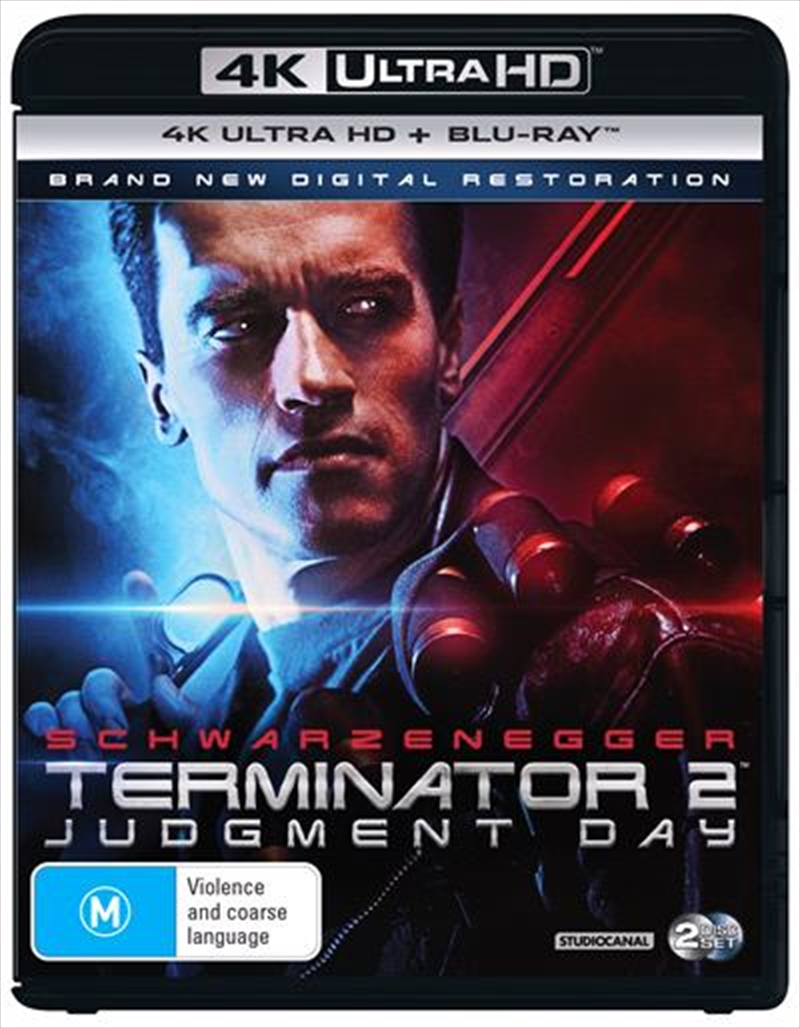 Terminator 2 - Judgment Day | UHD
