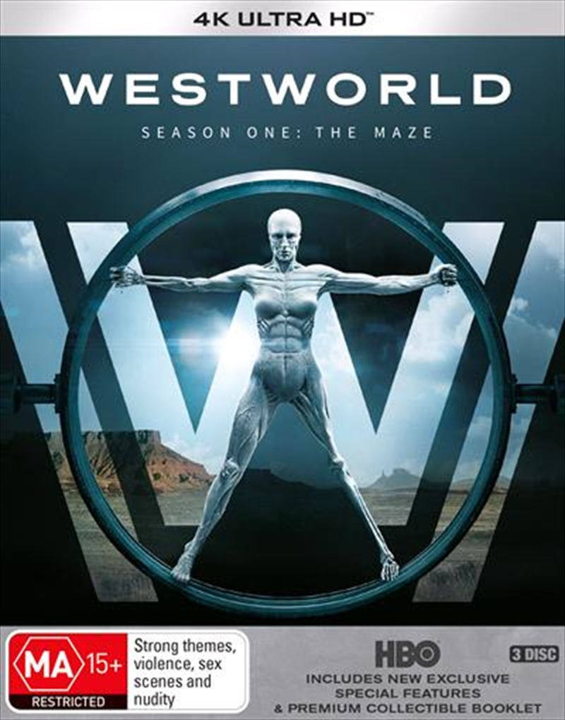 Westworld - Season 1 | UHD | UHD