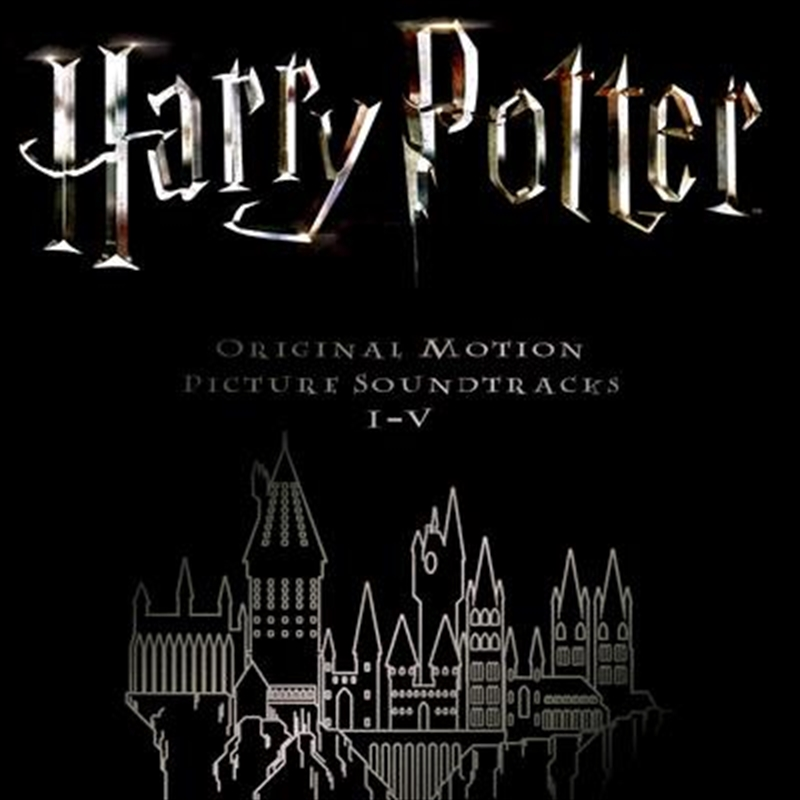 Harry Potter - Original Motion Picture Soundtracks 1-5   Vinyl