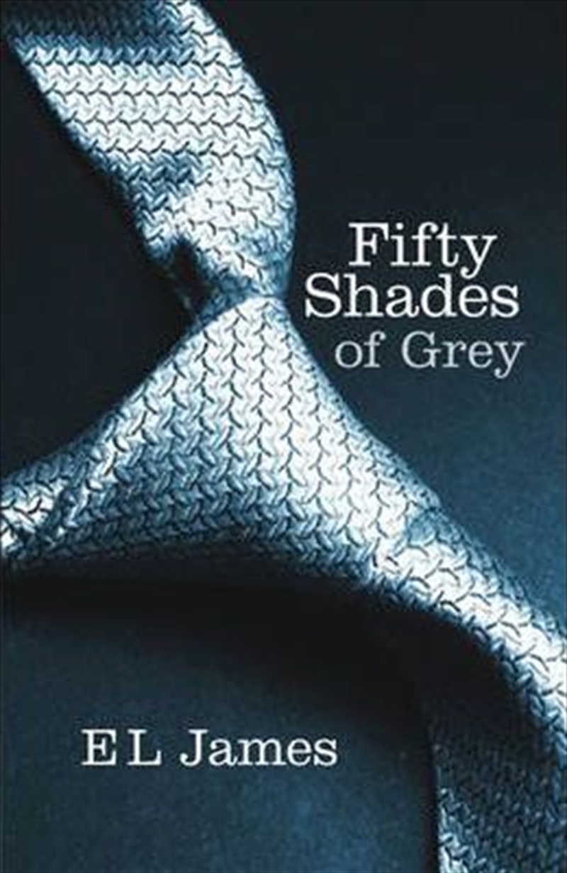 Fifty Shades of Grey   Paperback Book