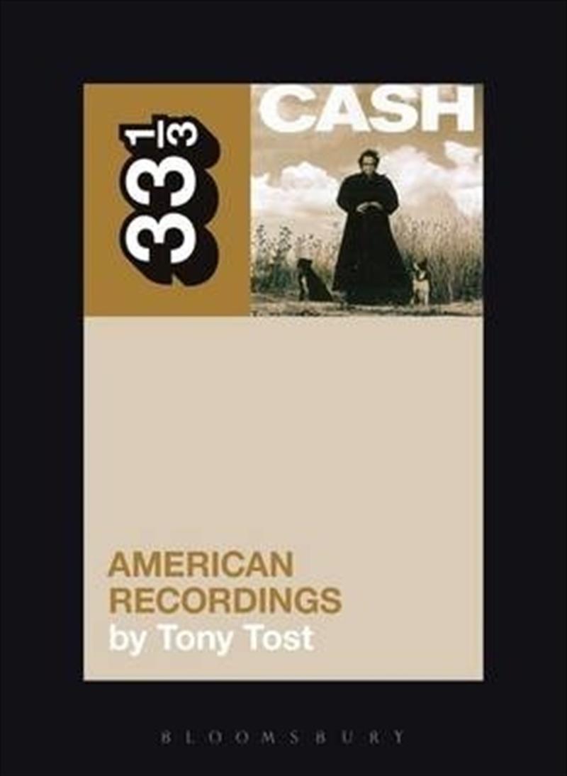 Johnny Cashs American Recordings | Paperback Book