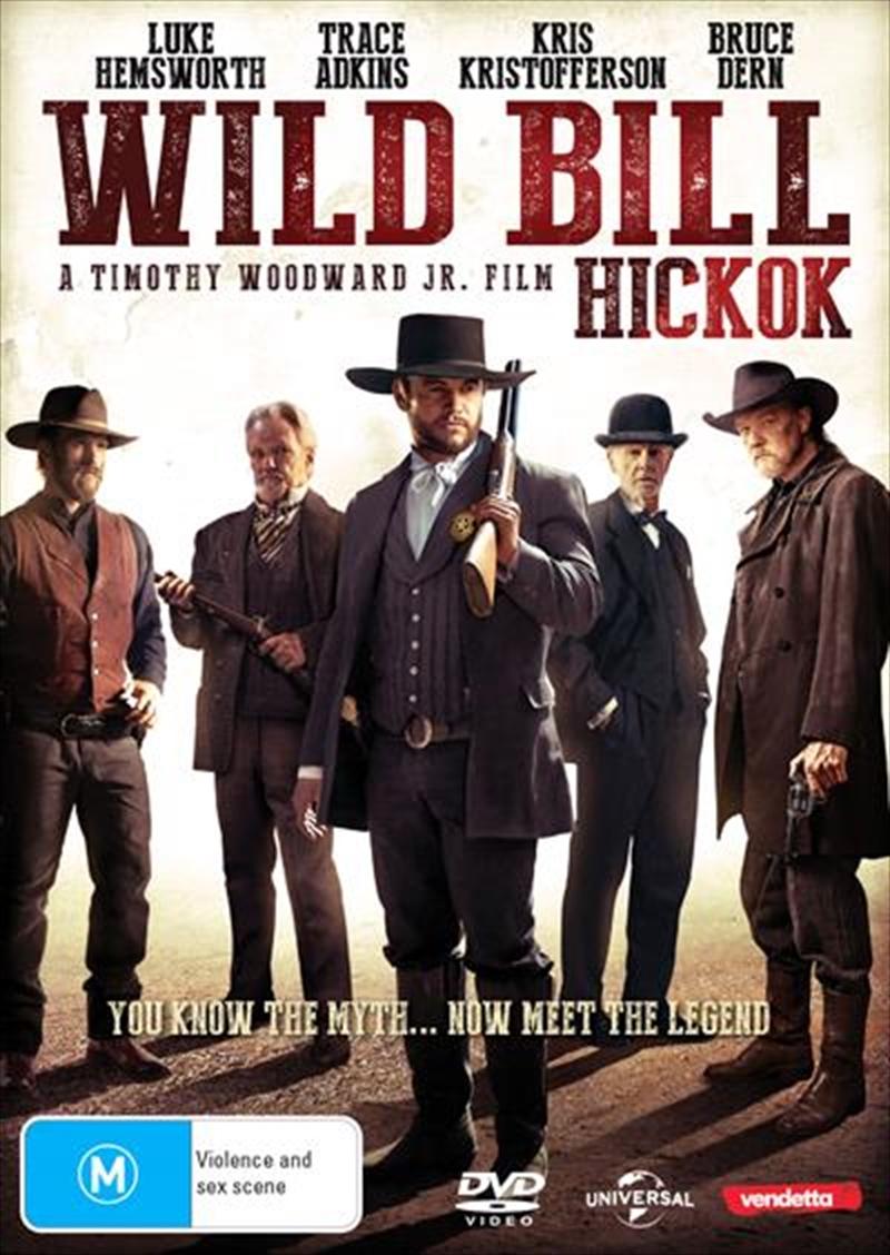 Wild Bill | DVD