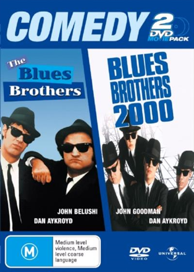 Blues Brothers / Blues Brothers 2000 | DVD
