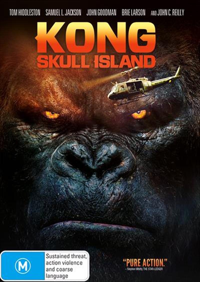 Kong - Skull Island | DVD