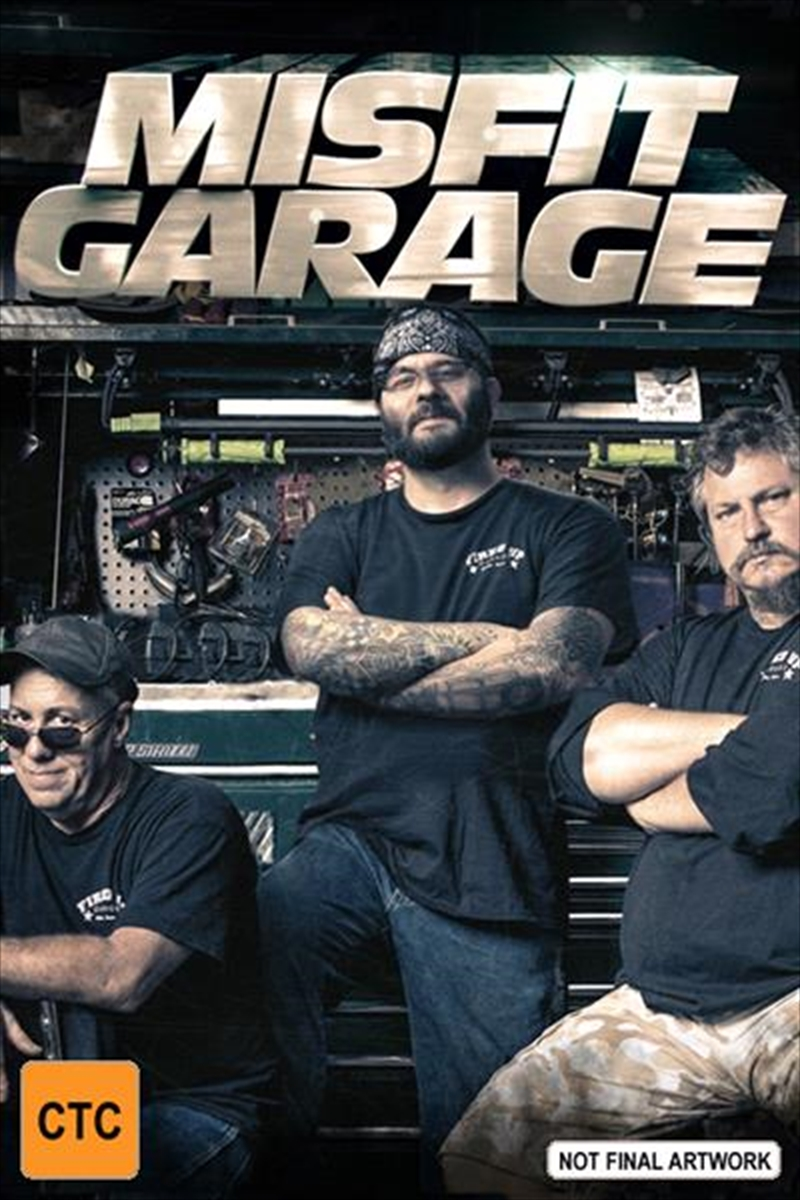 Misfit Garage - Season 4 | DVD