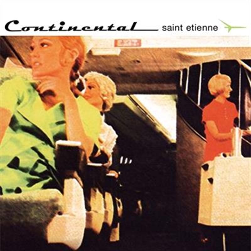 Continental | Vinyl